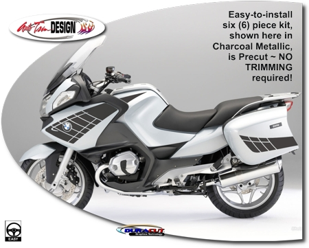 graphic kit 1 for bmw r 1200 rt motorcycle