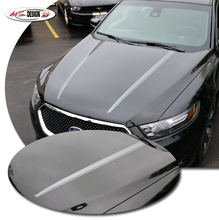 Ford Taurus Hood Enhancement Graphic 1 Sho