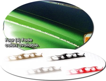 Wildfire Graphic Pinstripe Tape Roll Sharpline