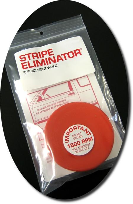Stripe Eliminator Eraser Wheel Replacement